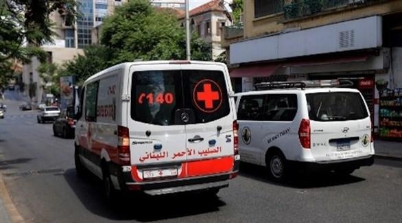 سيارة إسعاف لبنانية (أرشيف)