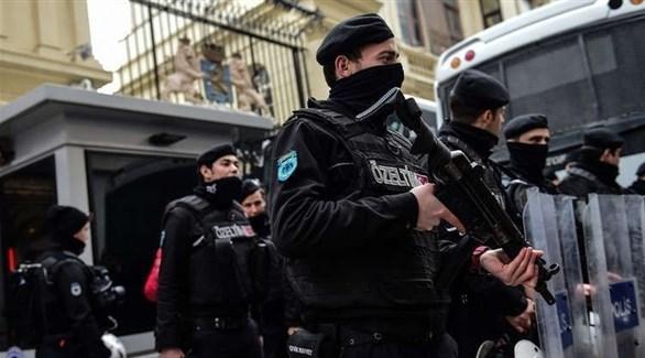 الأمن التركي (أرشيف)