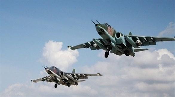 طيران حربي روسي في سوريا (أرشيف)