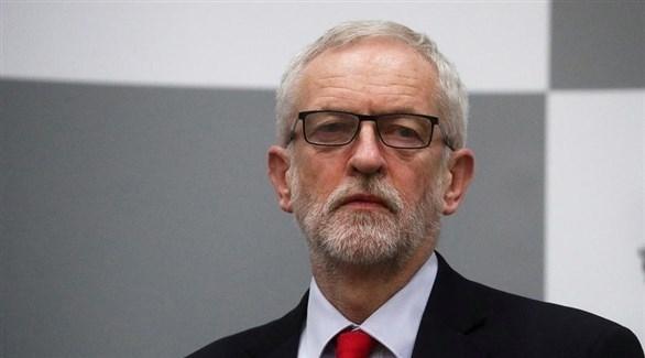 الزعيم السابق لحزب العمال البريطاني جيريمي كوربين (أرشيف)