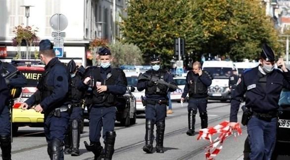 الشرطة الفرنسية (أرشيف)