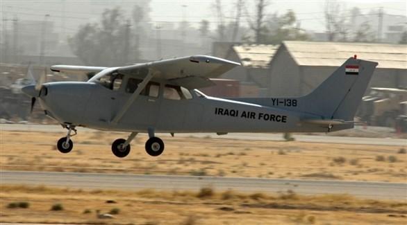 طائرة عسكرية من نوع سزنا كرفان 172 (أرشيف)