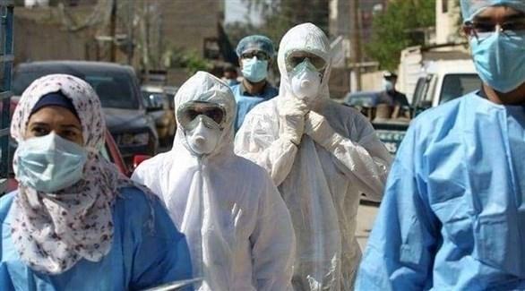 الكوادر الطبية في العراق (أرشيف)
