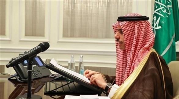 وزير الخارجية الأمير فيصل بن فرحان بن عبدالله (أرشيف)