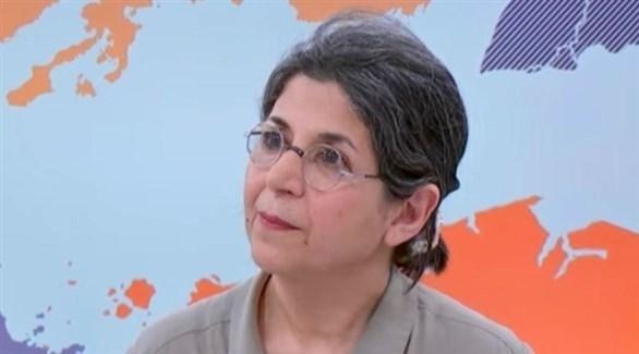 الباحثة الإيرانية-الفرنسية فاريبا عادلخاه (أرشيف)