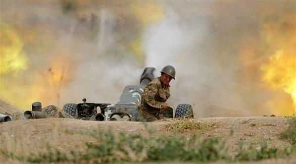 نزاع بين أرمينيا وأذربيجان (أرشيف)