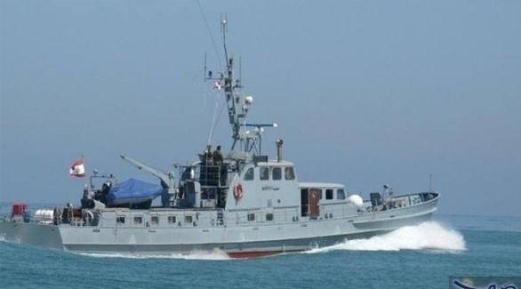 قارب تابع للبحرية اللبنانية (أرشيف)