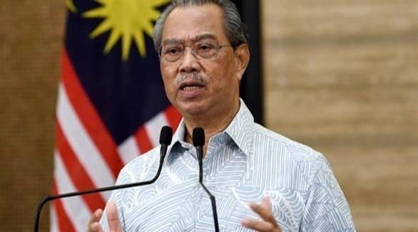 رئيس وزراء ماليزيا محيي الدين ياسين (أرشيف)