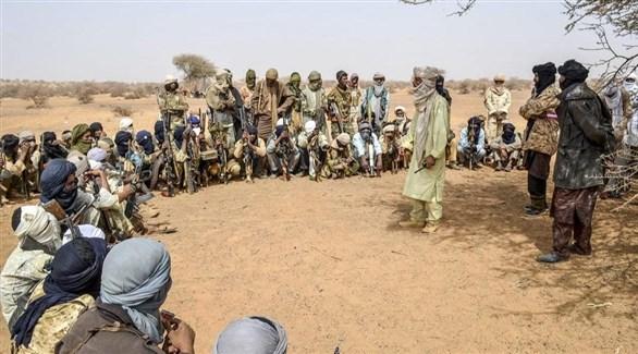 مسلحون موالون للقاعدة في مالي (أرشيف)