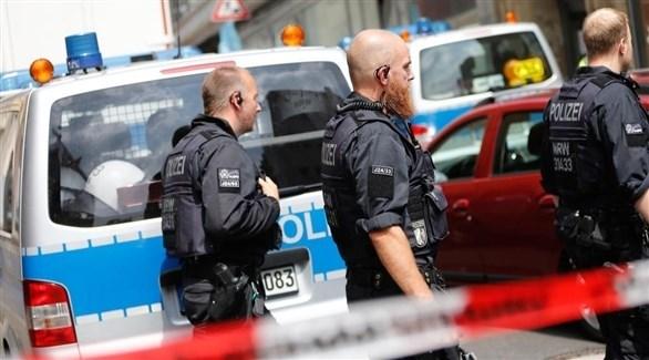 عناصر من الشرطة الألمانية (أرشيف)