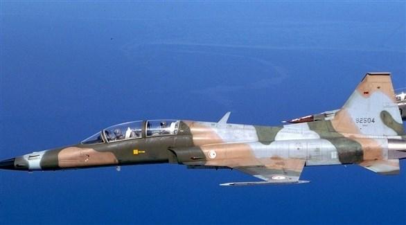 طائرة تونسية من طراز إف 5 (أرشيف)