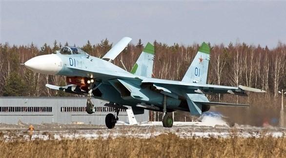 طائرة سو-27 (أرشيف)
