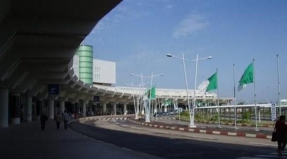 جانب من أحد المطارات الجزائرية (أرشيف)