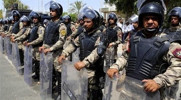 عناصر من قوات الأمن (أرشيف)