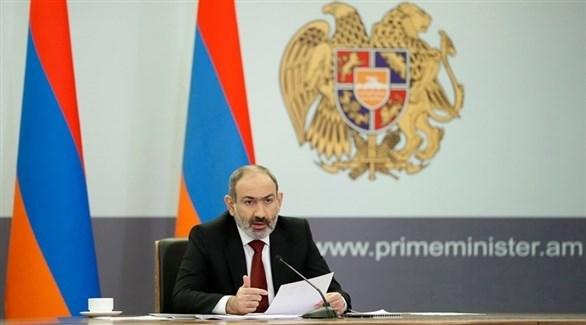 رئيس الوزراء الأرميني نيكول باشينيان (أرشيف)