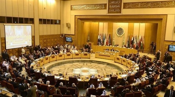 جانب من إحدى جلسات الجامعة العربية (أرشيف)
