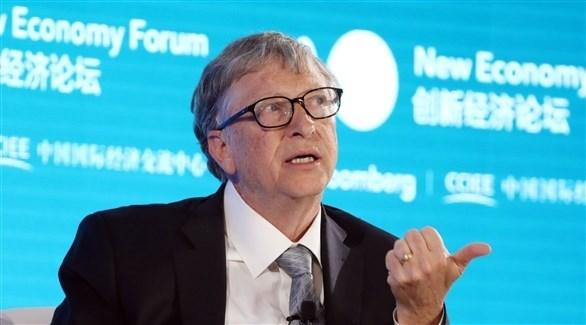 مؤسس شركة مايكروسوفت بيل غيتس (أرشيف)