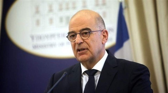 وزير الخارجية اليوناني نيكوس ديندياس (أرشيف)