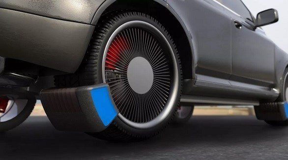 أداة تلتقط الجزيئات الملوثة للبيئة من عجلات السيارات (سي نت)