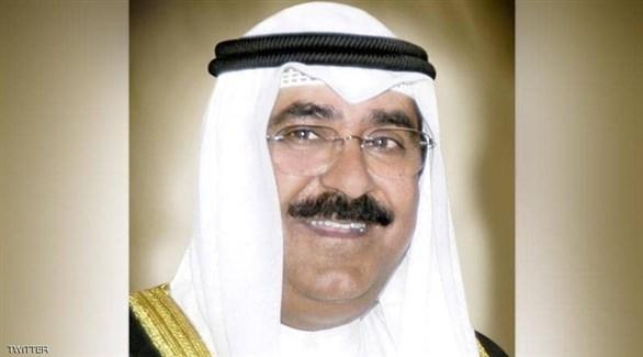 ولي عهد الكويت الجديد  الشيخ مشعل الأحمد الجابر الصباح (أرشيف)