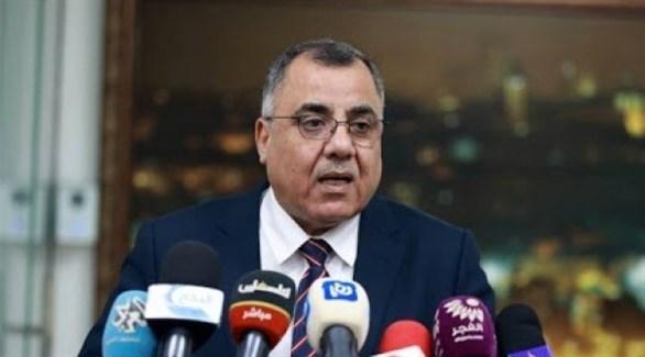 المتحدث باسم الحكومة الفلسطينية إبراهيم ملحم (أرشيف)