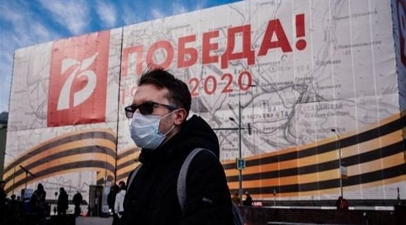 روسي في موسكو (أرشيف)