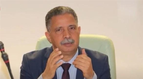رئيس الخطوط الجوية الأفريقية الليبية مصطفى معتوق (أرشيف)