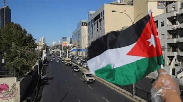 العلم الأردني (أرشيف)