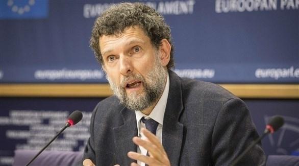 رجل الأعمال التركي والمعارض عثمان كافالا (أرشيف)