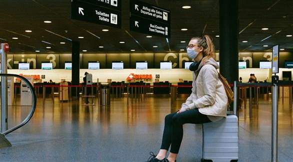 مسافرة عالقة في مطار كندي (أرشيف)