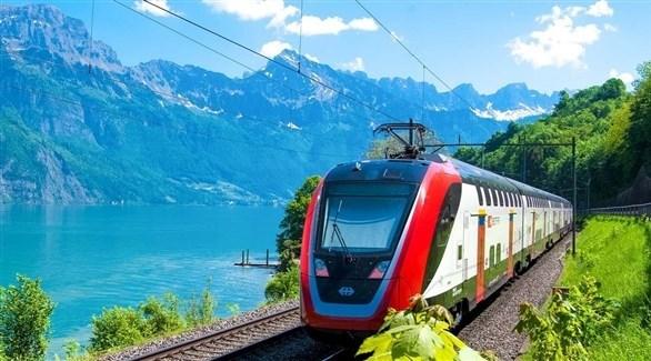 قطار سويسري (أرشيف)