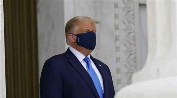 الرئيس الأمريكي دونالد ترامب (أرشيف)