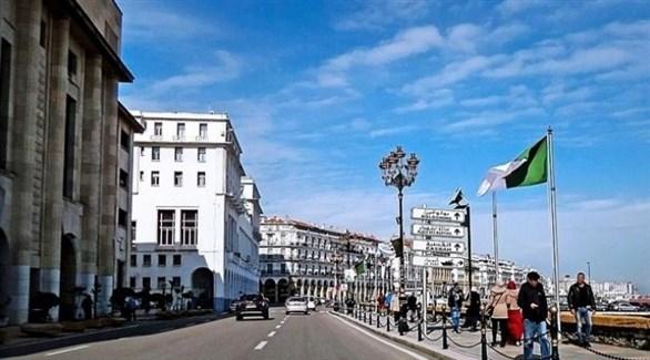 شارع بالجزائر (أرشيف)