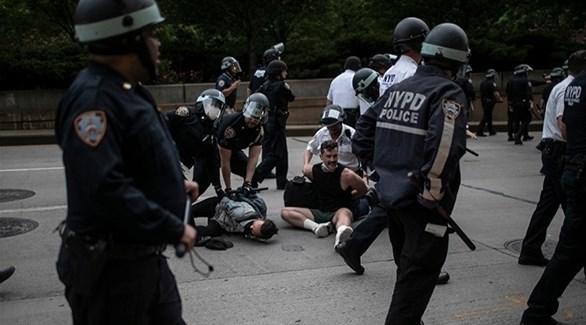 اعتقال مجموعة شبان في الولايات المتحدة (أرشيف)