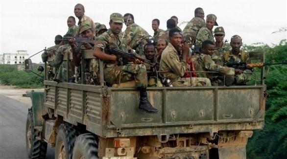 جنود من الجيش الإثيوبي (أرشيف)