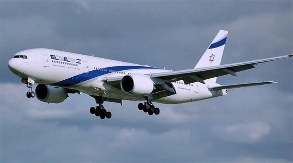 طائرة إسرائيلية من أسطول إل عال (أرشيف)