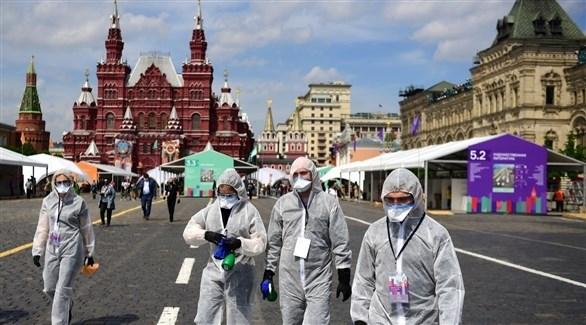 العاصمة موسكو (أرشيف)