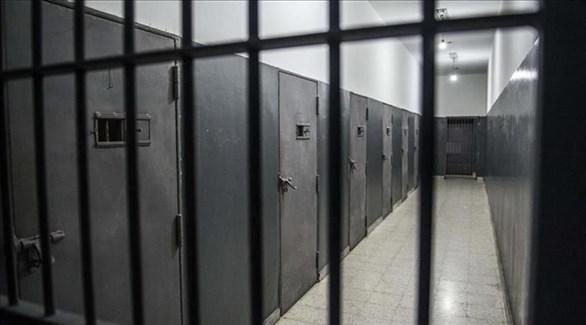أحد السجون الإسرائيلية (أرشيف)