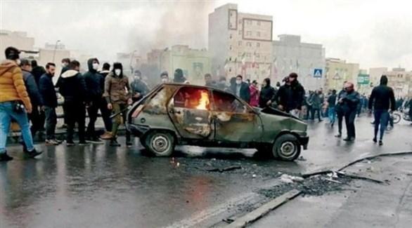 الاعتقالات تمت خلال احتجاجات واسعة شهدتها البلاد (أرشيف)