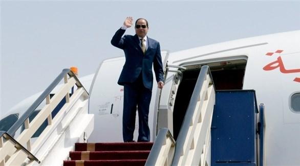 الرئيس المصري (أرشيف)