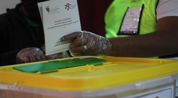 صندوق اقتراع في الانتخابات النيابية (تلفزيون المملكة)