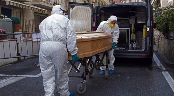 الفيروس أدى لوفاة عشرات الآلاف في إيطاليا (أرشيف)