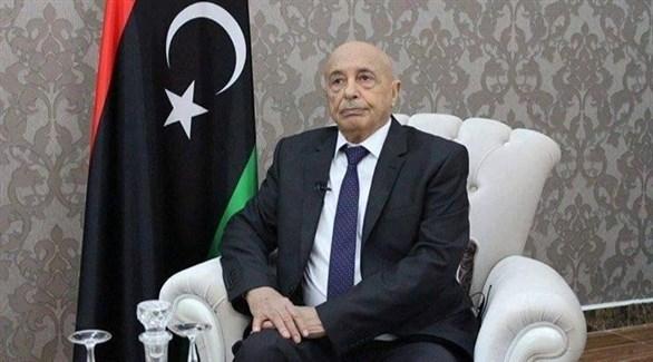 رئيس مجلس النواب الليبي المستشار عقيلة صالح (أرشيف)