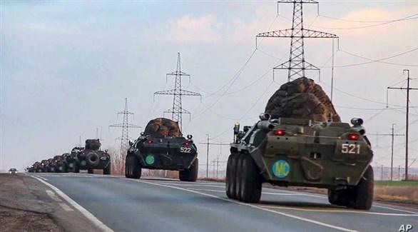 القوات الروسية (أرشيف)