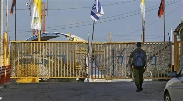 الحدود البحرية بين إسرائيل ولبنان (أرشيف)