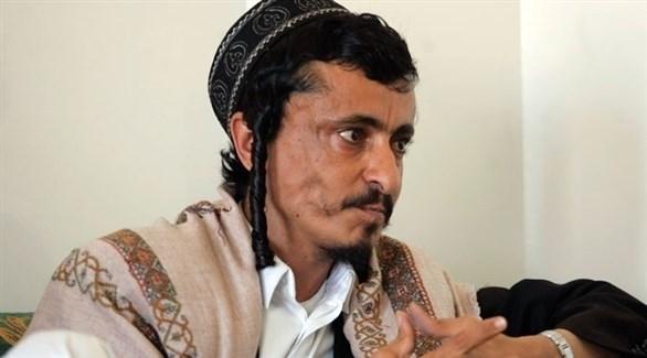 اليهودي اليمني المحتجز لدى الحوثيين ليفي سالم مرحبي (تويتر)