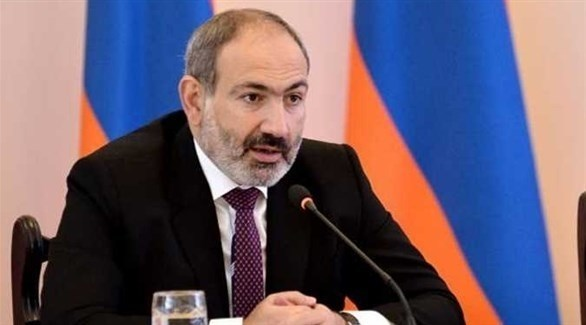 رئيس وزراء أرمينيا نيكول باشينيان (أرشيف)