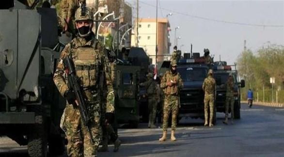 عناصر الاستخبارات العراقية (أرشيف)
