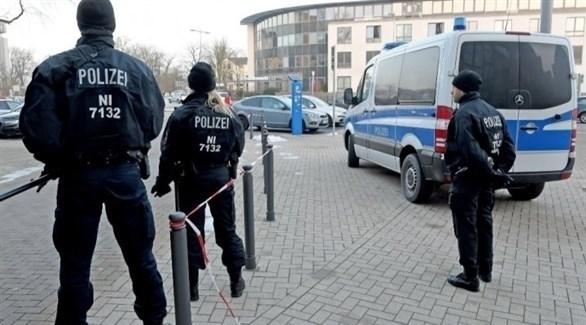 شرطة ألمانية - أرشيف
