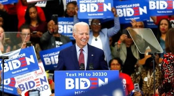 الرئيس الأمريكي المنتخب الديمقراطي جو بايدن (أرشيف)